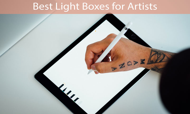 Light Boxes for Artists